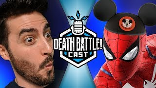 Dragonzord VS Mechagodzilla Sneak Peek & the Spider-Man Conspiracy | DEATH BATTLE CAST #142