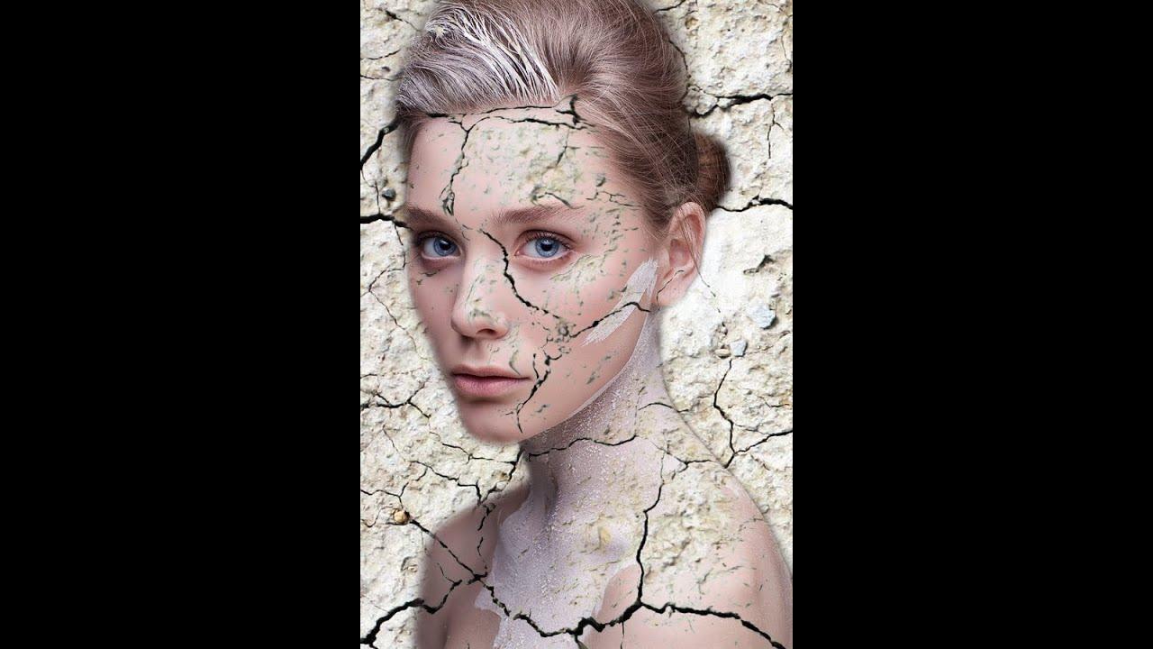 как использовать текстуры в фотошопе: