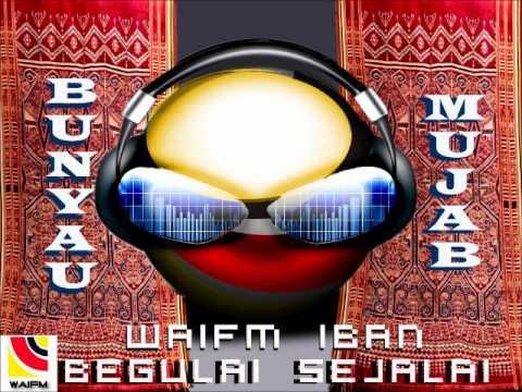 Bunyau enggau Mujap back from S'pore.wmv
