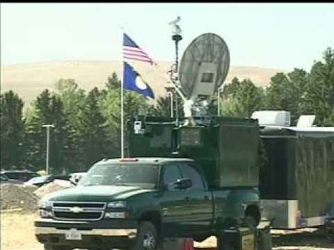 120th FW Communications Truck