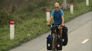 TALK VIETNAM - Người đàn ông ung thư đạp xe vòng quanh thế giới