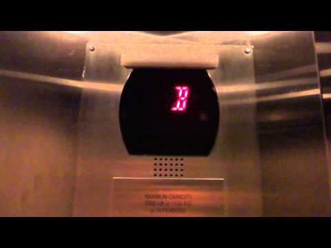 Westford, MA: Otis Series-5 Hydraulic Elevator @ Westford Town Hall