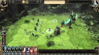 Прохождение игры Disciples III Reincarnation Нежить Акт - 7 (5)
