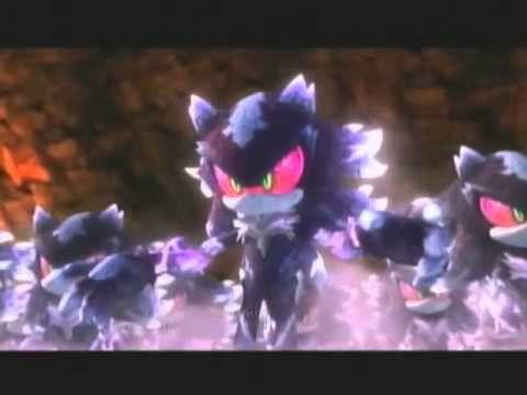 BANANERO SHADOW THE HEDGEHOG.wmv