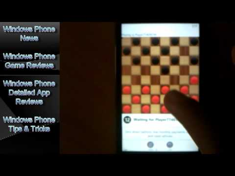 Checkers Pro review for Windows Phone