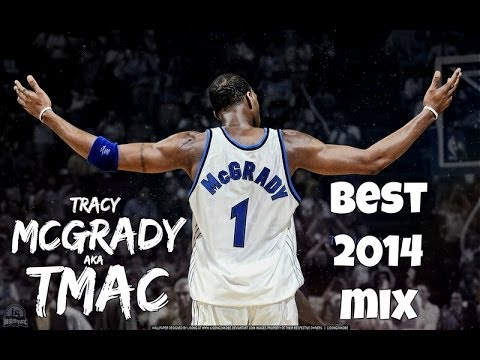 Best 2014 Tracy McGrady aka TMAC Mix - I'm KING KONG ᴴᴰ