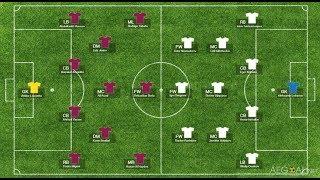VCK U23 châu Á - U23 Malaysia vs U23 Saudi Arabia