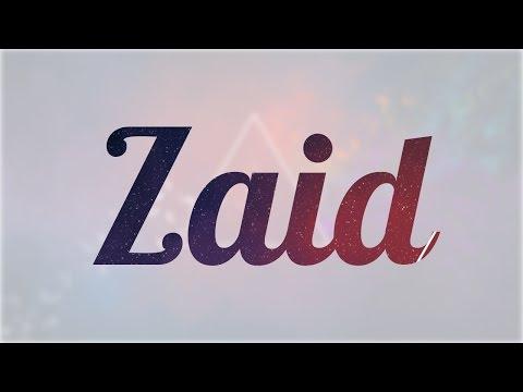 Significado de Zaid, nombre Árabe para tu bebe niño o niña (origen y personalidad)