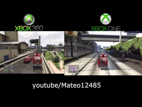 ▶ Gta 5 Xbox One Gameplay