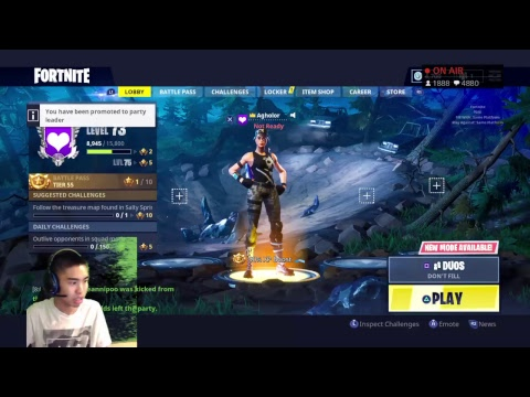 BEST Console Player EVER // FAST Console Builder   200K SUB GRIND