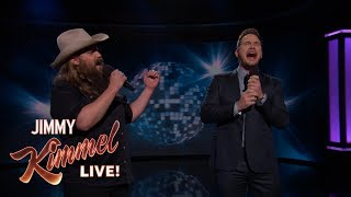 "Download Lagu Guest Host Chris Pratt & Chris Stapleton Sing ""(I've Had) The Time of My Life"" Gratis STAFABAND"