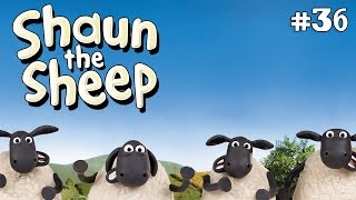 Shaun the Sheep - Manusia Planet [The Visitor]