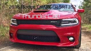 4.4s ThunderCat! 2016 Dodge CHARGER SRT392 - HD 0-60mph Launches WITH Launch Control Engaged