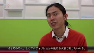 【 senpai 】テーマは世界平和。早稲田大学学生の歩む道。