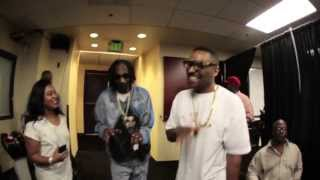 Dr. Dre Video - DOGGISODES EP. 26 - Snoop + Kendrick Lamar + Dr. Dre and Friends @ BET Experience