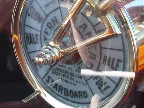 On Board Royal Mail Steamer Segwun