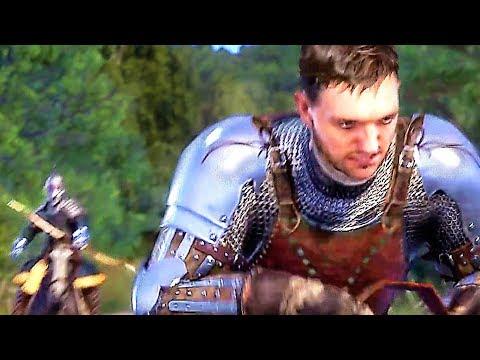 KINGDOM COME: DELIVERANCE Final Trailer (2018) PS4 / Xbox One / PC