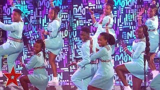 UPLIFTING 'Higher Love' Cover By African Choir On America's Got Talent 2019 | Got Talent Global