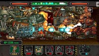 [HD]Metal slug defense. WIFI!  REBEL BOSS  Deck [2 VS 2]!!! (1.39.0 ver)