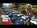 GTAV Online - ps3 - NGG Event: BUSTED!/Racing/Survive the Tank! - 6/24/14