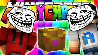 Minecraft Crazy Craft 3.0: Pandora Box Trolling! (Orespawn Mod)! #46