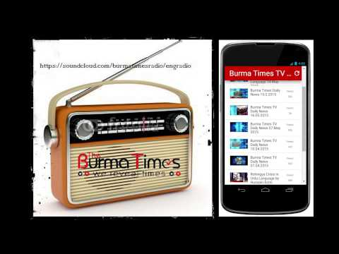 Burma Times Online Radio in English part 2