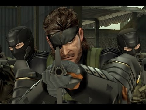 CGRundertow METAL GEAR SOLID: PEACE WALKER: HD EDITION for PlayStation 3 Video Game Review