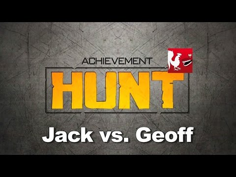 Achievement HUNT #39 - Jack vs. Geoff