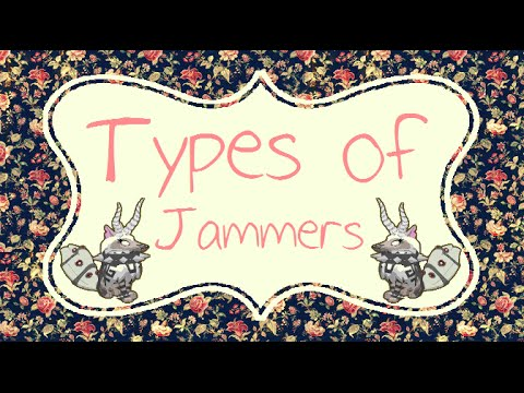 Animal Jam: Types of Jammers
