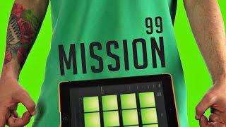 Mission 99 - Trap Drum Pads 24