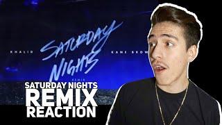 Khalid Saturday Nights Remix Ft Kane Brown E2 Reacts