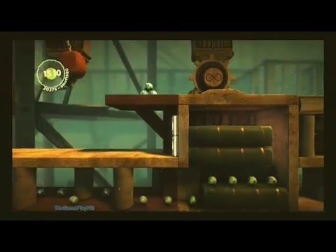 LittleBigPlanet 2 Walkthrough Video Playthrough (part 3)