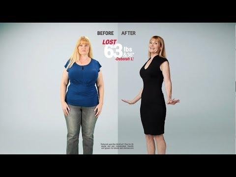SlimFast Success Story | Deborah | Lost 63 lbs and 36
