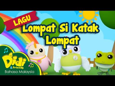 download lagu Lagu Kanak Kanak  Lompat Si Katak Lompat gratis