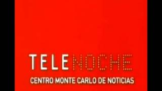 Telenoche 4 - Cortina Musical (2002-2007)