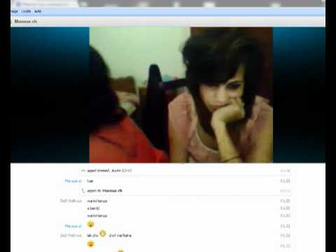 BanzOu Sur Skype By Zied Mabrouk [Kenza Antar-Maroua Ch]
