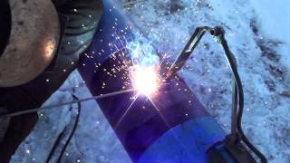 Pipeline Welding  -  Another Mainline