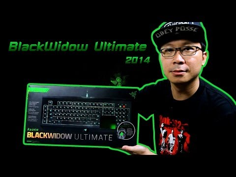 Review : Razer BlackWidow Ultimate 2014