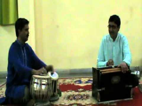 Bharat Joshi -  Harmonium Solo (Raag Bageshree)