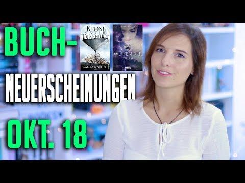 NEUERSCHEINUNGEN Oktober 2018 | Neue Bücher zur Buchmesse | melodyofbooks