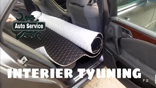 How to Install Luxury Leather Car Mats