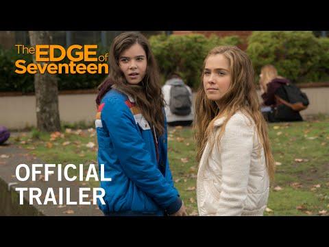 The Edge of Seventeen   Official Trailer   STX Entertainment