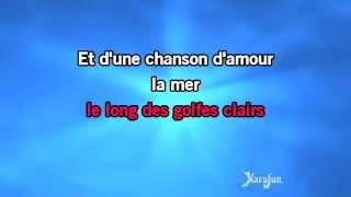 Karaoké La Mer Chantal Chamberland