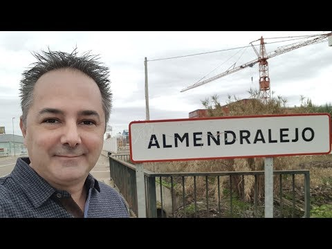 Viaje a Almendralejo, Extremadura. Visita DISHome Market