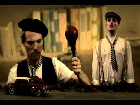 Chinaski - Du�e z gumy (ofici�ln� videoklip)