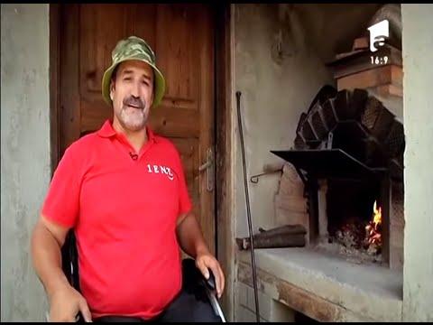 Prezentare: Neluţu Trandafir, un român imobilizat în scaunul cu rotile, dar cu cu demnitate şi curaj