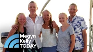 This Family Traded Life On Land To Sail The World!   Megyn Kelly TODAY