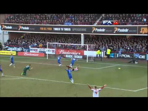 Brentford 2-2 Chelsea | Goals and Highlights | The FA Cup 4th Round 2013