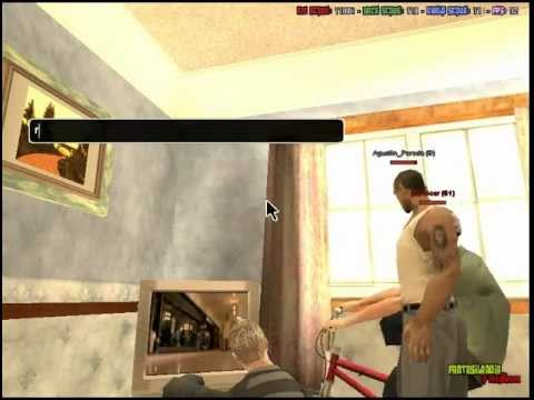 Mod Para Ver Television En GTA San Andreas