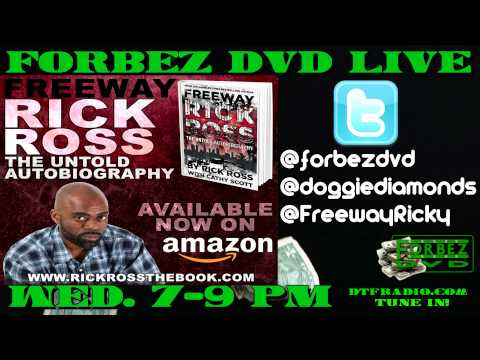 Freeway Ricky Ross Speaks On New Book, Suge Knight And Still Fighting The Cop Over His Name